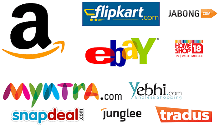 List of Top 5 Online Best Shopping Sites in India 2019