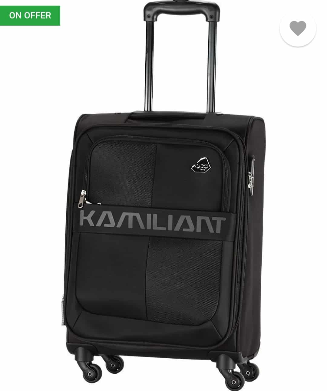 Kamiliant By American Tourister Suitcases upto 77% off from Rs.1564