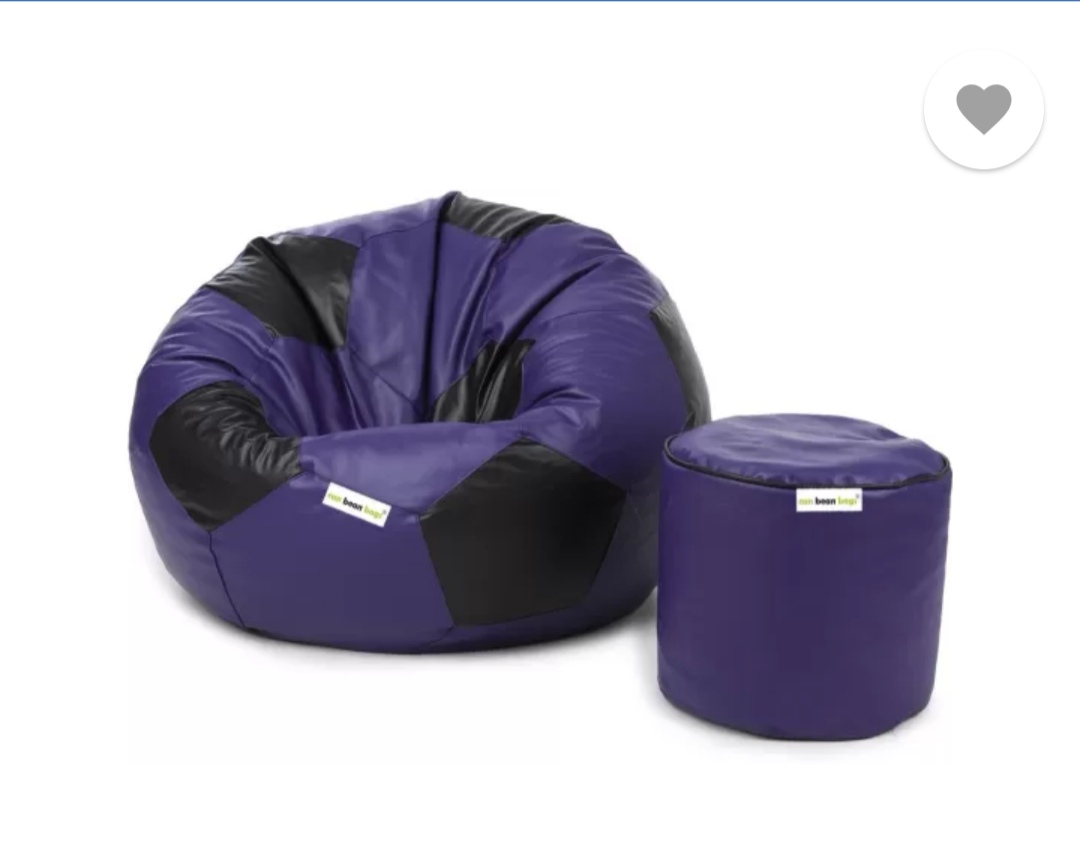 Can bean bags XL Chair (Without Beans) at Rs. 699