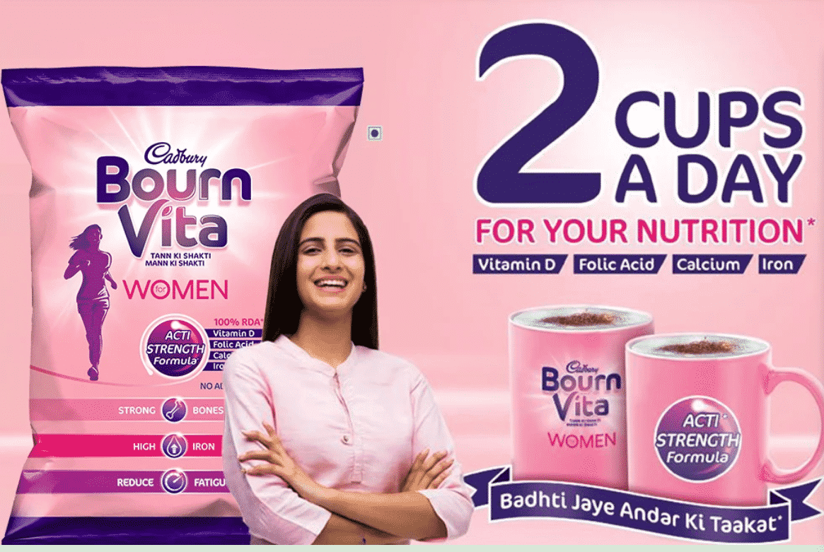 🎁Free – Get Cadbury Bournvita Health Drink Samples | Lybrate