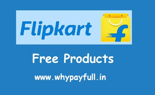 flipkart free products