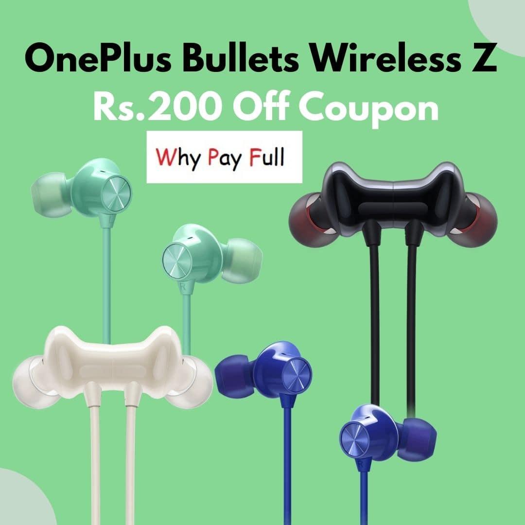 OnePlus Bullets Wireless Z