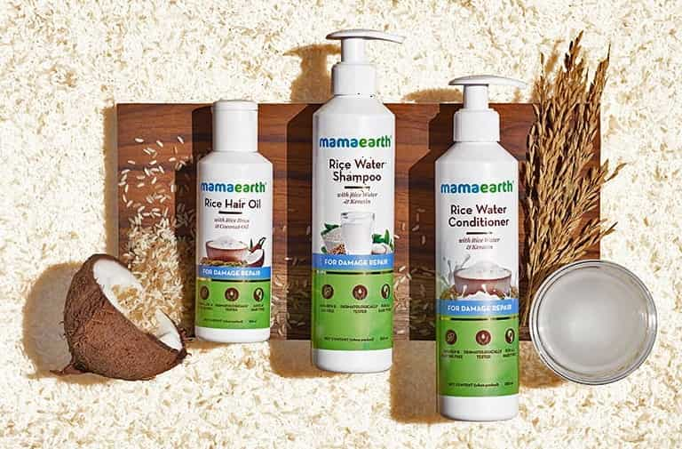 MamaEarth Rice Water Products - Reviews, Prices on whypayfull.in